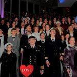 Titanic Valuascollege trapmoment – FotoReportage