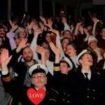 Een behouden vaart voor Valuas College met musical Titanic