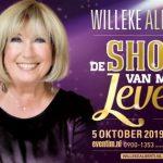 Edsilia Rombley en Ruth Jacott te gast bij ''De Show Van Mijn Leven'' van Willeke Alberti in AFAS Live, Amsterdam