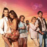 Laura Ponticorvo, Johnny Kraaijkamp en Chris Tates in Verliefd op Ibiza