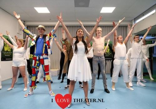 Pers presentatie The Wiz van Daphne Bruineberg productions – FotoReportage