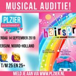 "Audities ""Hairspray"" in Hilversum"