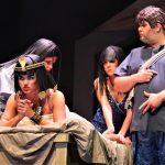 Cleopatra: kiest ze voor haar volk, of voor zichzelf?