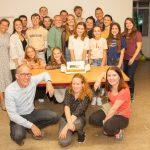 Greg & Baud Producitions Zoetermeer kersvoorstelling 'Little Shop of Horrors'