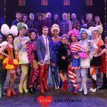 Huwelijksaanzoek bij Musical Kinky Boots