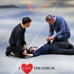 Open repetitie met internationaal gerenommeerd stuntteam Daens de musical – FotoReportage
