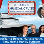 BARRIE STEVENS SPECIAL GUEST TIJDENS MUSICAL CRUISE  2020
