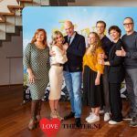 Pers presentatie 'The Sound of Music' – FotoReportage