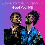 Edsilia Rombley en Kenny B bundelen krachten met zomers duet