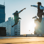 ISH Dance Collective presenteert 'Rooftop Sessions'