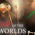 ORSON WELLES' WAR OF THE WORLDS PANIEK IN AMERIKA DOOR RADIO UITZENDING.