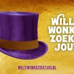 Willy Wonka zoekt jou!