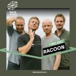 Racoon geeft een Fieldlab-concert op 7 mei in 's-Hertogenbosch