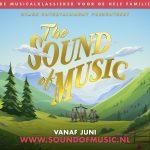Francis van Broekhuizen wordt Moeder-Overste in The Sound of Music