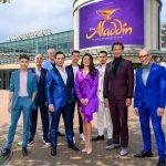 Maak kennis met de magische cast van Aladdin de musical