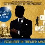 Henny Vrienten schrijft muziek voor De Koning van Amsterdam