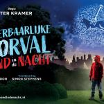 Primeur Nederlandse versie toneelstuk Het wonderbaarlijke voorval met de hond in de nacht'