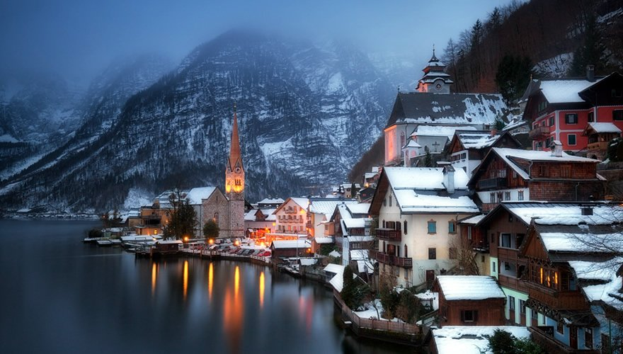 Idyllic Places to Visit this Winter