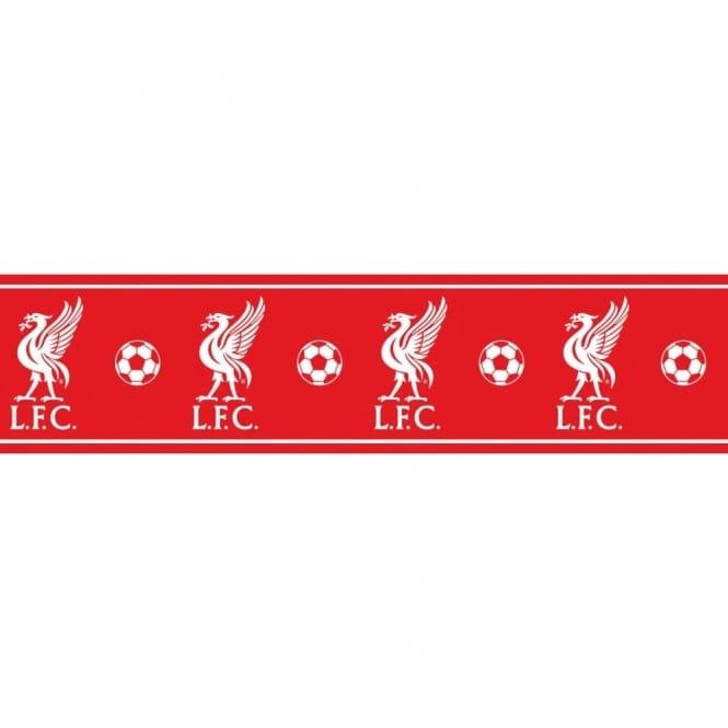 Decofun Liverpool Football Club Self Adhesive Border