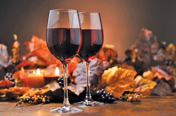 Image result for wine and fall