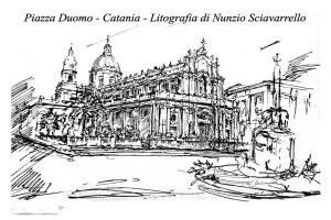 Magnete Piazza del Duomo di Catania