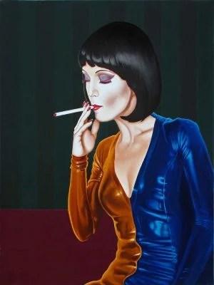 Zherebilo_Vasily_-_A_woman_with_a_cigarette
