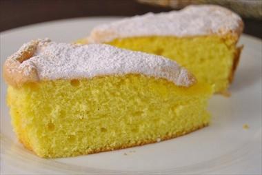 Torta Al Limone Senza Latte Uova E Burro Amatestessa