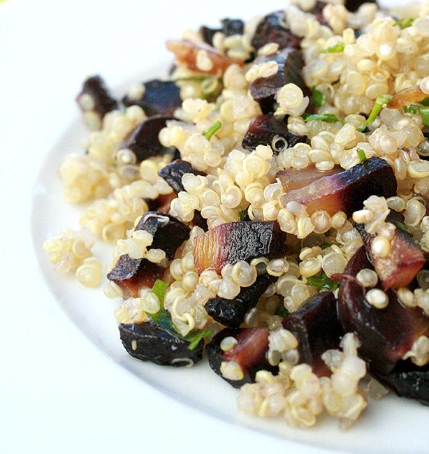 ricette con la quinoa real
