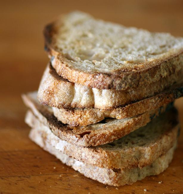 pane tostato lievitazione naturale