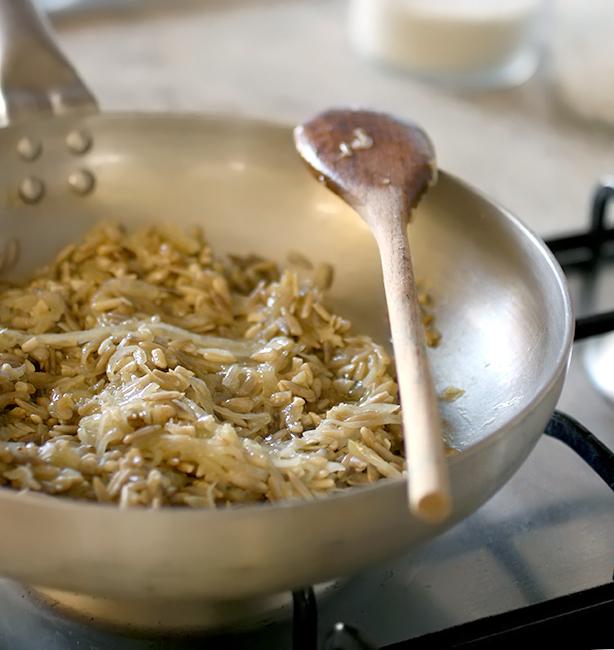 grain-free risotto