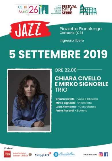Chiara Civello Cerisano