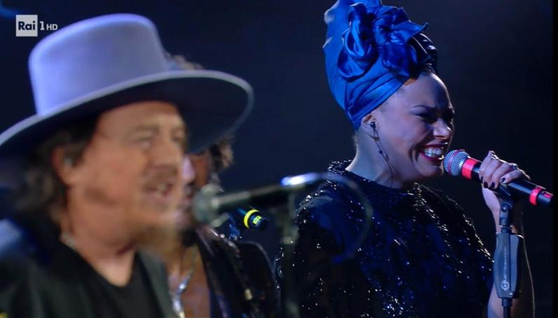 Fil Mama con Zucchero Fornaciari - Sanremo 2020