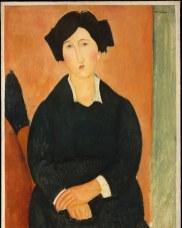 Dipinto Modigliani