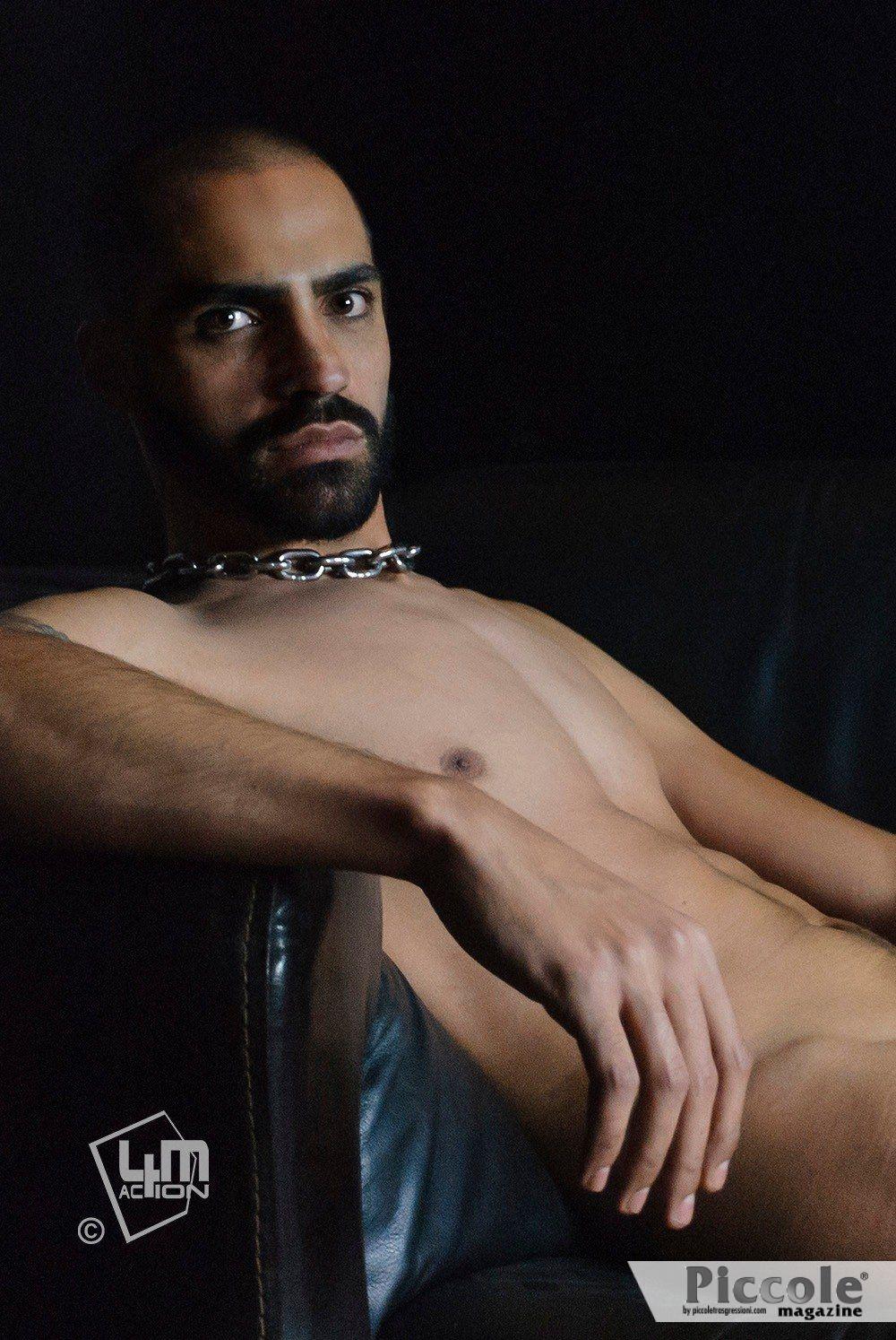 Intervista a MASTER JHONNY: 'La sessualità fa parte di tutti noi'