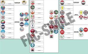 I candidati Presidenti e l'offerta partitica per le prossime regionali
