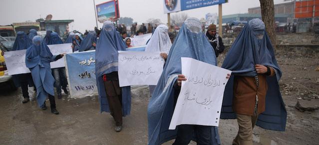 Kabul burqa