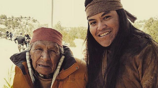 Risultati immagini per anziani nativi americani