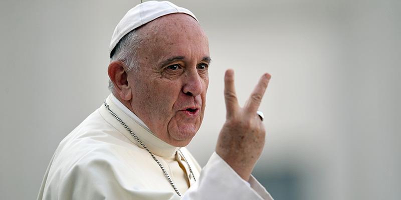Bibbia Papa Francesco