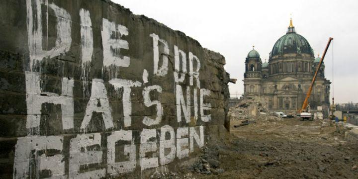 La riunificazione della Germania | numerosette.eu