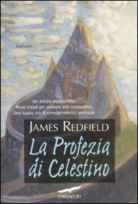"""Se ve lo stavate chiedendo, no: con Celestino V questo libro non c'entra niente. È una traduzione bislacca di """"The celestine prophecy"""" (""""la profezia celestiale""""). Nel libro non si parla di nessun Celestino."""