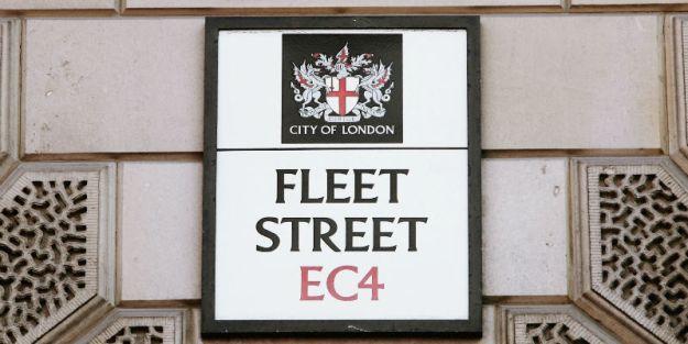 fleet st.