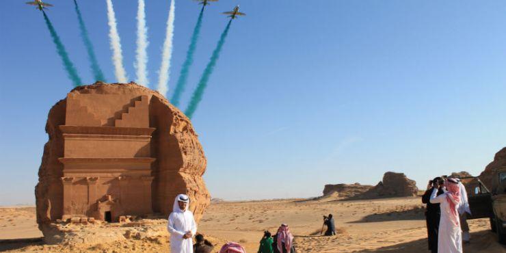 Arábia Saudita em uma missão ousada para transformar sua economia e cultura até 2030 23