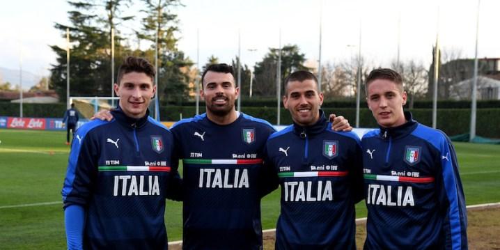 Risultati immagini per giovani calciatori italiani