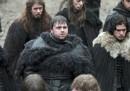"""I Guardiani della notte di """"Game of Thrones"""" si vestono con tappeti IKEA"""