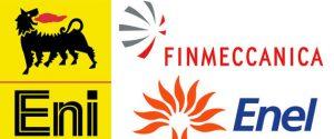 Eni Enel Finmeccanica