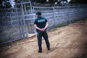 bulgaria border police