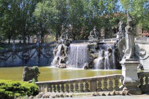 torino fontana dodici mesi