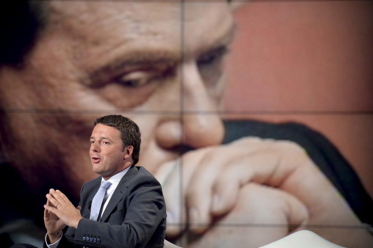 Non solo il Pd, il terremoto Renzi spacca anche Forza Italia