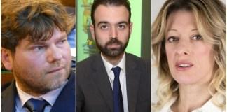Conferenza sull'immigrazione con Andrea Bacciga, Francesco Borgonovo e Francesca Totolo