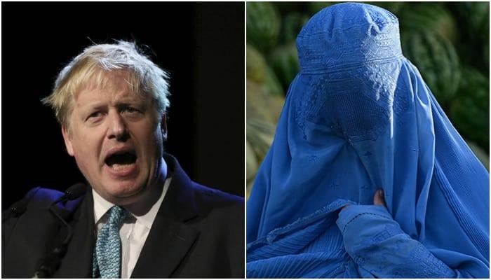 """""""Le donne in burqa? Sembrano cassette della posta"""". Ora Johnson chiede scusa ai musulmani"""